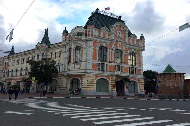 Дворец труда Нижний Новгород