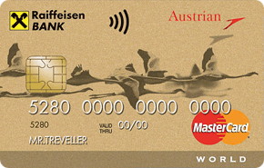 Кредитная карта Austrian Airlines