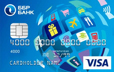 Кредитная карта Зарплатный